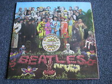 The Beatles-Sgt.Peppers lonely Hearts Club Band LP-UK-1967-Rock n Roll-33 U/min