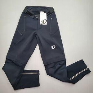 NEW Pearl Izumi Men's Summit AmFIB Convertible Cycling Pants Size XS Black $225