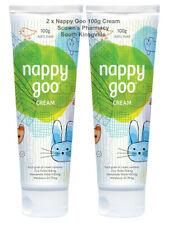 2 x Nappy Goo Cream 100g Value Pack Royal Children's Hospital Melbourne Nappygoo