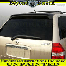 Acura Mdx 2001 2002 2003 2004 2005 2006 Factory Style Spoiler Unpainted