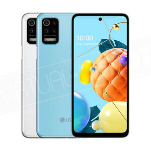 "LG K62 GSM Smartphone 128GB+4GB IPS 6.6"" FHD+ 4000mAh 48MP Quad Camera New"