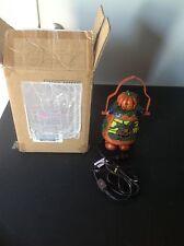 Jack o lantern Tiffany style