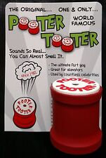 The Original...Pooter Tooter. Refurbished & Works great.