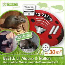 ISOTRONIC Chasse Souris Avec Signalisation Contre Ratten Dans Salon Keller Toit