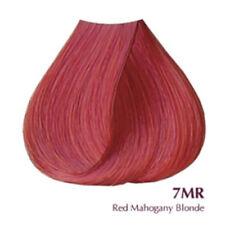 SATIN Ultra Vivid Fashion Color 7MR RED MAHOGANY BLONDE Hair Colour Dye
