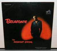 HARRY BELAFONTE THE MIDNIGHT SPECIAL (VG) LSP-2449 LP VINYL RECORD
