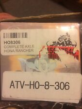 00-06 HONDA RANCHER AXLE FRONT SLASHER CHROMOLY HO8306 NEW
