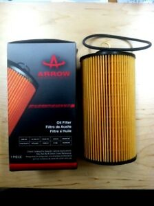 For Bmw Engine Oil Filter High OEM Quality  ARROW  11427510717  HU938/4X