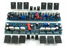 Hifi L10 Stereo Power Amplifier board / Kit 200W+200W 1943/5200 Power AMP