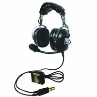 UFQ A2 ANR aviation headset- Good active noise reduction aviation headset