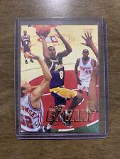 Kobe Bryant Fleer 97-98 All Rookie 1997 #50 - Excellent Condition