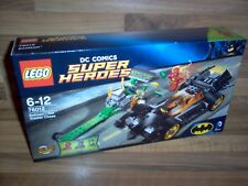 Lego Set 76012 - Super Heroes - Batman The Riddler Chase / DC Comics / 2014 Neuf