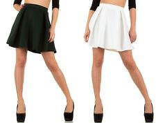 Markenlose Mini-Damenröcke im Faltenrock -/Kilt-Stil für die Freizeit