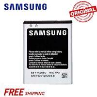 Genuine Original SAMSUNG Galaxy SII S2 EB-F1A2GBU battery, 1650 mAh