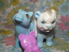 Mein kleines G1 My little Pony Baby Ponies Pretty Pals Nectar Honig Stripes Süß