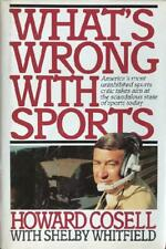 Howard Cosell- 1st Edition Signed Hardbound Book