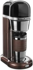 KitchenAid Personal Coffee Maker kcm0402es Espresso  included 18 oz thermal mug