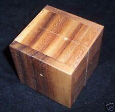 Stick It Box wood brain teaser puzzle