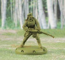 K747 Dust Tactics SSU Drakoni Commissar Squad Soldier Action Figure Toy Model