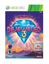 Bejeweled 3 (with Bejeweled Blitz Live) - Xbox 360 Free Shipping