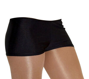 Girls Dancing Lycra Shorts  was - 4.99  sale price 1.99