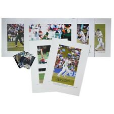 South African Cricket Legends – 6 Signed prints: Wholesale offer
