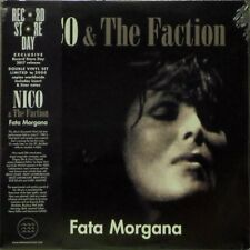 NICO & THE FACTION 'FATA MORGANA' NEW SEALED RSD 2017 LIMITED EDITION DOUBLE LP