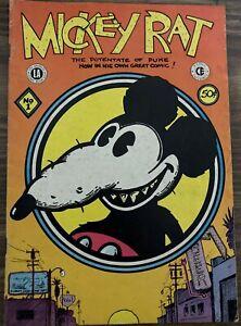 Mickey Rat The Potentate of Puke