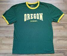 OREGON DUCKS T Shirt sz. XL (EMBROIDERED LOGO)