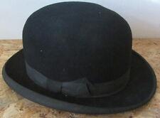 Antico cappello - bombetta   abbigliamento d antiquariato  France f8ff776ea2ae