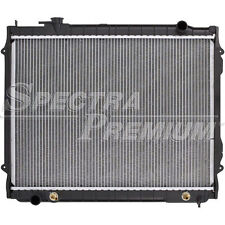 Ready-Rad Radiator 431372 Copper/Plastic DPI 1778 Toyota 2.4 2.7 3.4L Each