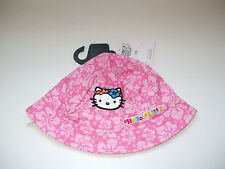 HELLO KITTY BABY GIRL SUNHAT TO FIT 6-18 MONTHS FROM M & S - BRAND NEW WITH TAGS
