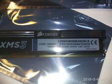 Corsair 16GB DIMM 1333 MHz PC3-10600 DDR3 Memory (CMX16GX3M4A1333C9)