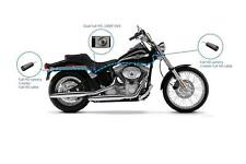 Motorcycle Mounted Biker Action Video Camera SYKIK X1F Front and Back 1080p