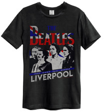 The Beatles T Shirt Amplified Official Liverpool John Ringo Paul George Rock