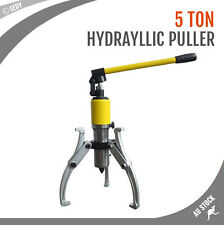 Hydraulic Bearing Gear Hub Puller 3 Jaws 5 Ton Separator Heavy Duty Remover Tool