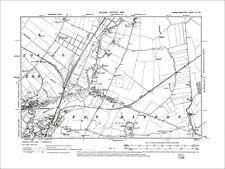 Cambridge (NE), Chesterton (E), Fen Ditton, old map Cambs 1903: 40SE