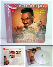 Eddie Murphy (1992) The Distinguished Gentleman LaserDisc LD Movie (1716 AS)