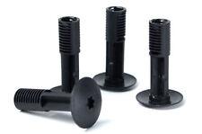 Jeep Grand Cherokee WJ Push Pin Fastener for the Cowl - Set of 4 - Black Plastic