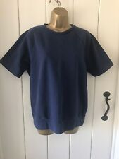 COS NAVY TOP SIZE M
