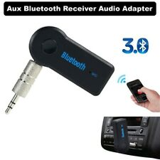 Bluetooth Stereo Audio Transmitter A2DP 3.5mm Music Dongle Adapter for TV PC UK