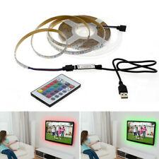 5V 2835 USB Power LED Strip lamp Waterproof Decor String light For TV Background
