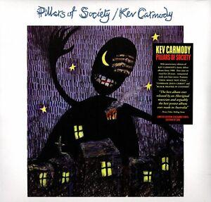 Kev Carmody - Pillars Of Society - New Sealed Coloured Vinyl
