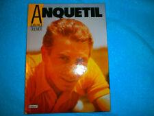 ANQUETIL-COUREUR CYCLISTE-BOOK-BUCH-MAILLOT JAUNE-TOUR DE FRANCE