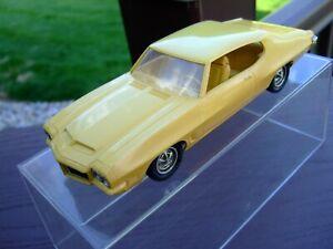 1972 Pontiac GTO----VERY NICE----