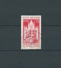 VATICAN - 1936 YT 76 - TIMBRE OBL. / USED - COTE 70,00 €