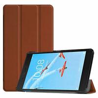 Case Pour Lenovo Tab E7 TB-7104F Étui Smart Cover Tablette Protection Sac Slim
