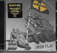 Wu-Tang Clan – Iron Flag CD  2001 Nuevo Precintado