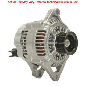 Remanufactured Alternator  Quality-Built  13824
