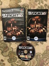 Def Jam Fight for NY (PlayStation 2, 2004) PS2 Black Label Complete Read Desc.